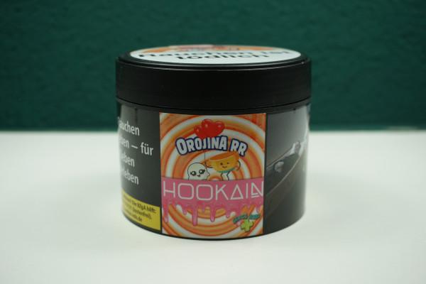 Hookain Shisha Tabak Orojina RR 200g ♥ Orange, Sahne, leichter touch Käsekuchen ✔ Intensiver Geschmack ✔ Schneller Versand ✔