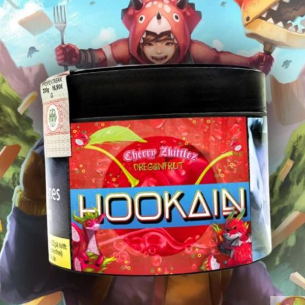 Hookain Shisha Tabak Cherry Zkittlez 200g