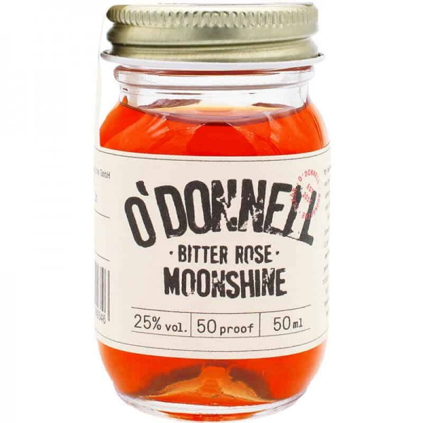 O'Donnell Moonshine Bitter Rose Shot (50ml, 25%vol.)