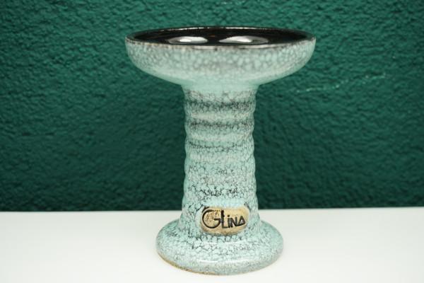 Glina Phunnel Shisha Kopf l Ton Kopf für die Shishia  | Einfacher Gebrauch | Bowl Design | Schneller Versand
