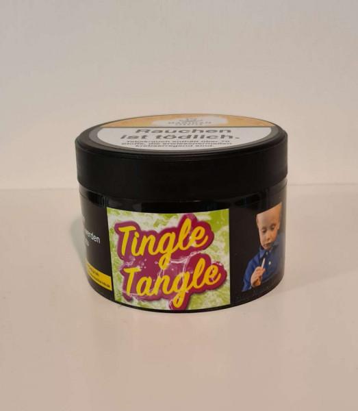 Maridan Shisha Tabak Tingle Tangle 150g ♥ Grapefruit, Limette, Maracuja ✔ Intensiver Geschmack ✔ Schneller Versand ✔ Nur ab 18 Jahren!