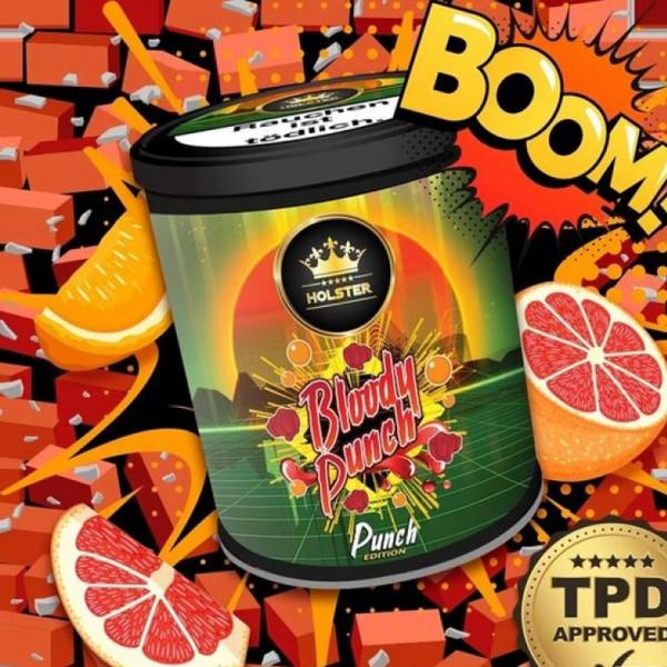 Holster Shisha Tabak Bloody Punch 200g