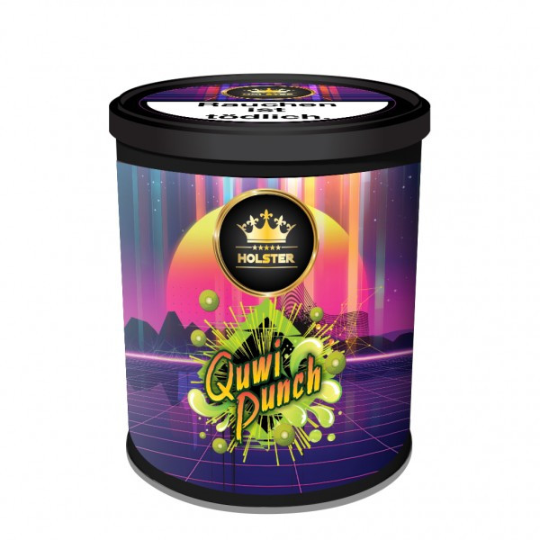 Holster Shisha Tabak Quwi Punch 200g