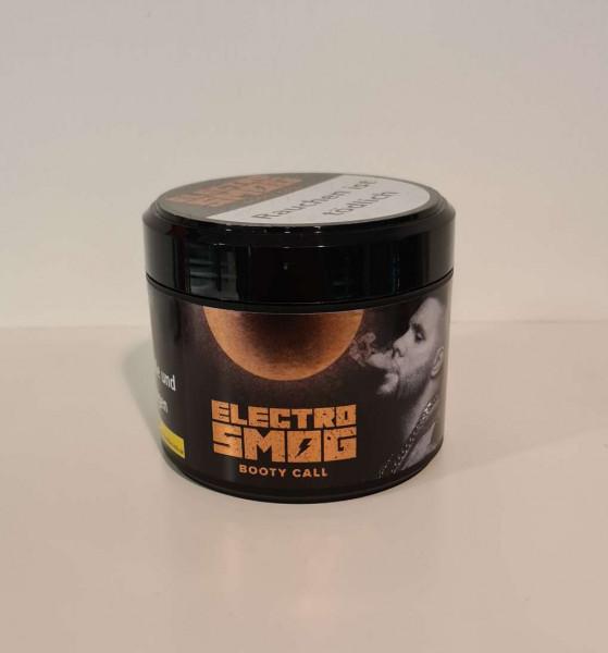 Electro Smog Shisha Tabak Booty Call 200g ♥ Pfirsich ✔ Intensiver Geschmack ✔ Schneller Versand ✔ Nur ab 18 Jahren!